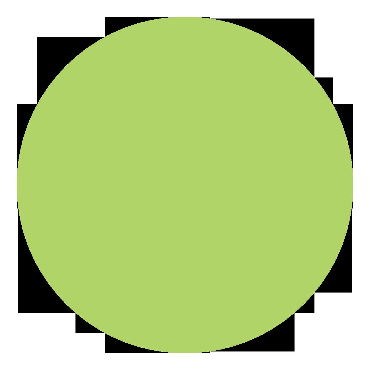 Green circle png #44659.