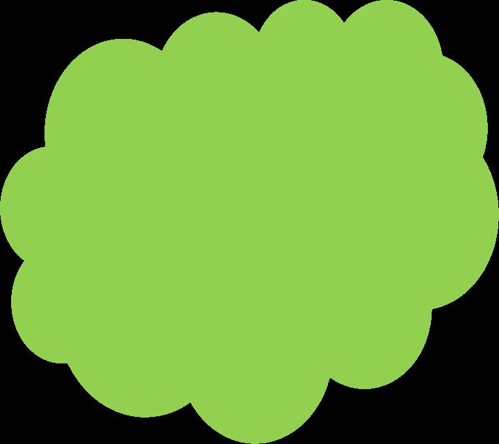 Color Green Clip Art.