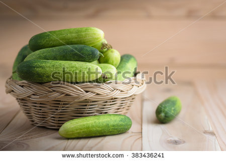 Cucumber Stock Images, Royalty.