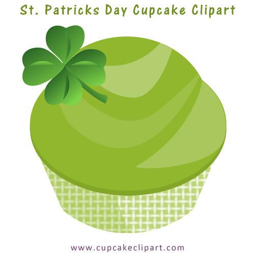 free cupcake clipart.
