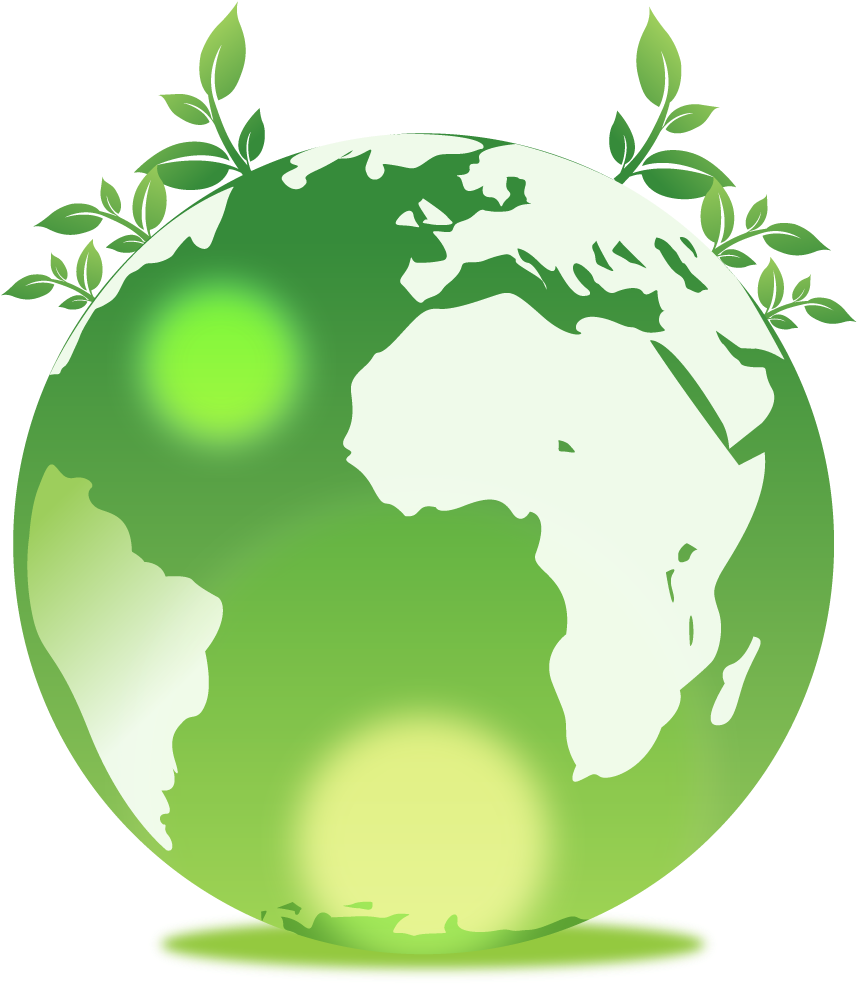 Green Earth Png.