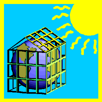 Greenhouse Effect Clipart 39335.