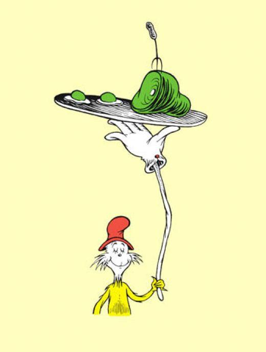 Green eggs and ham clip art 8.