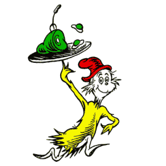 Download Free png Green Eggs and Ham.