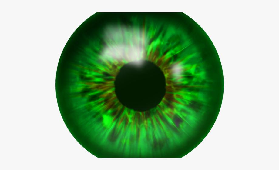 Green Eyes Clipart Fish Eye.