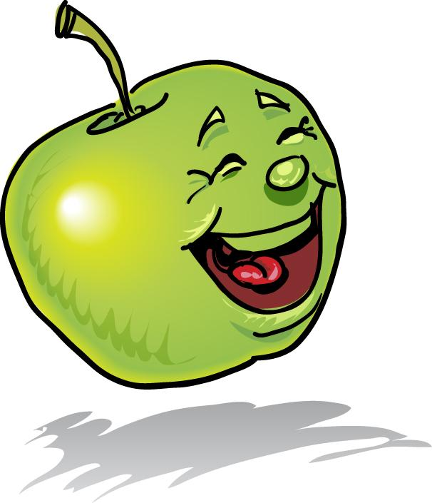 Green Food Clipart.