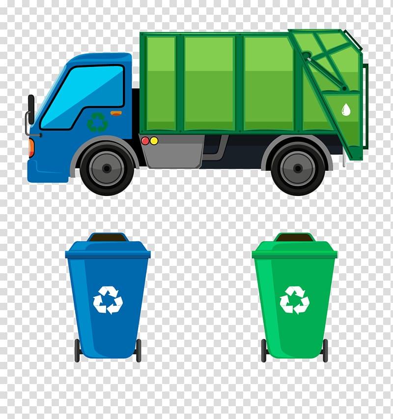 Garbage truck Waste collection Waste management, Garbage Disposal.