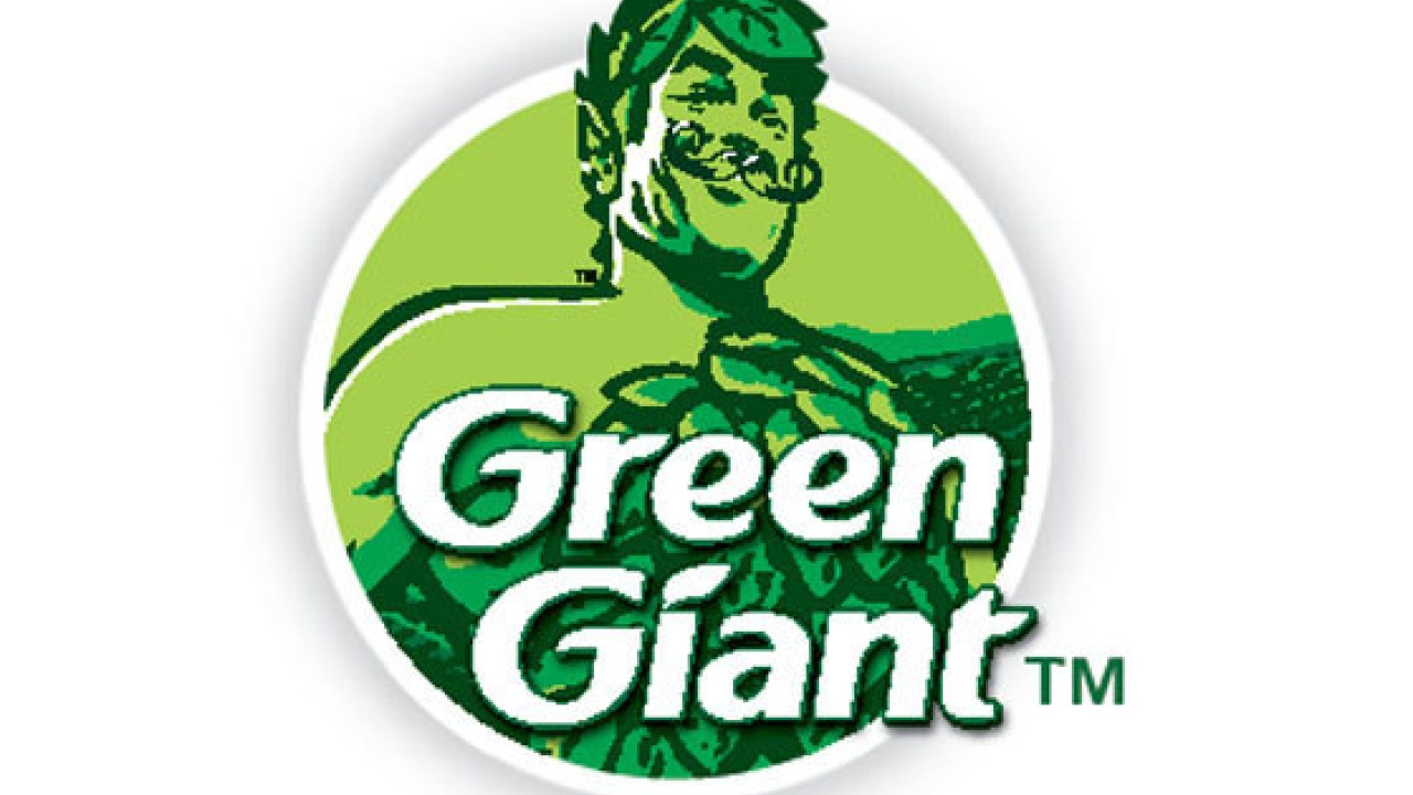 Iconic Jolly Green Giant Shows off New Moustache to Support.