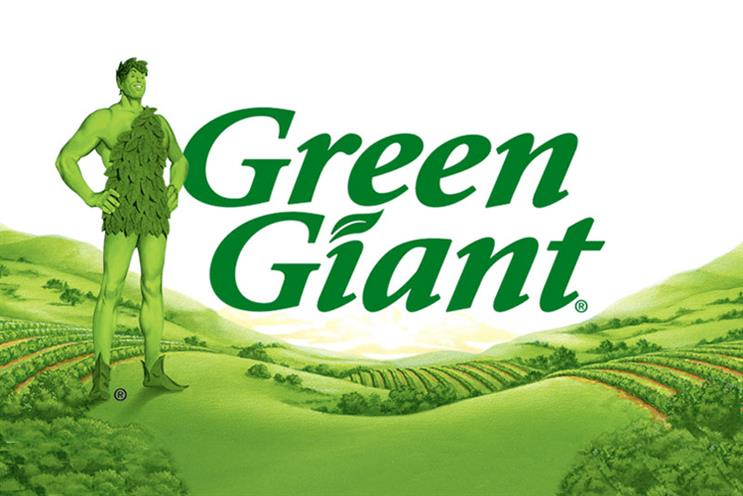 Jolly Green Giant goes to Deutsch NY for \'reinvention\'.