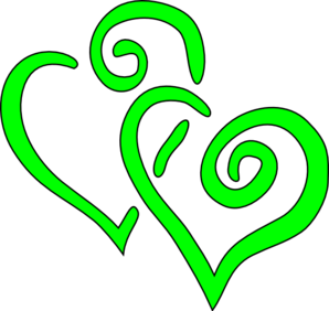 Green lime clipart.