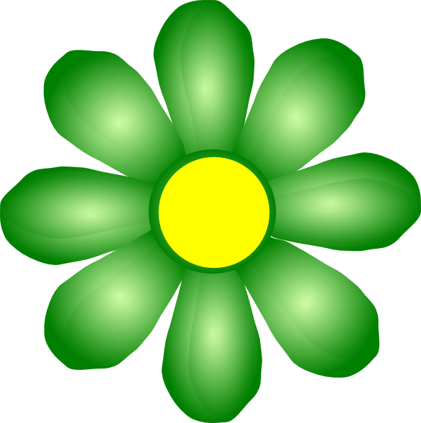 Green clipart mobile.