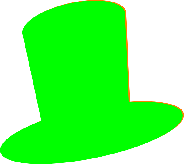 Green Hat Clip Art at Clker.com.