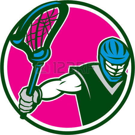 531 Lacrosse Stick Stock Vector Illustration And Royalty Free.