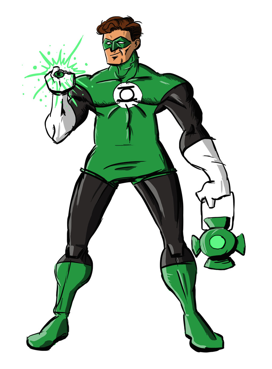 green lantern clipart clipground