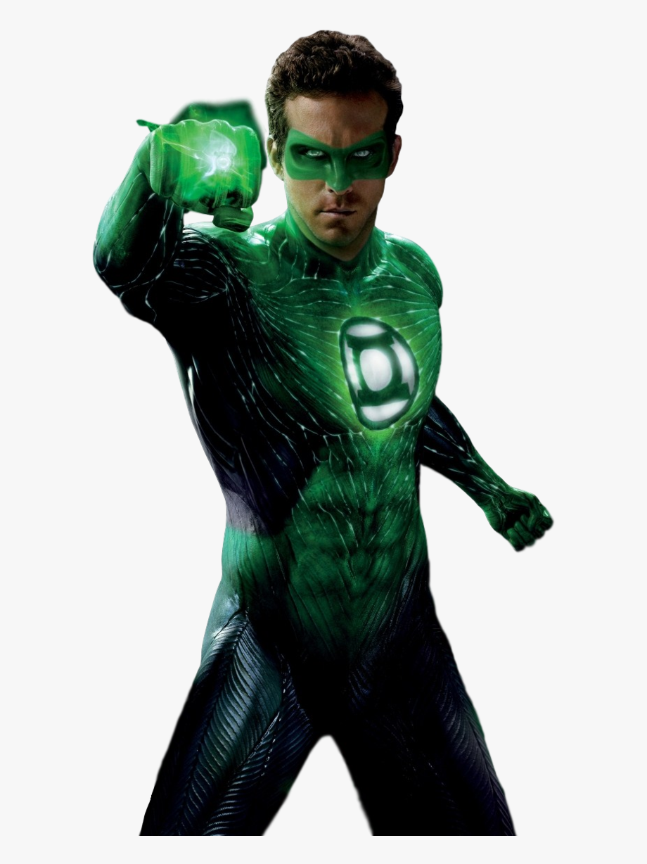 The Green Lantern Png Transparent Image.