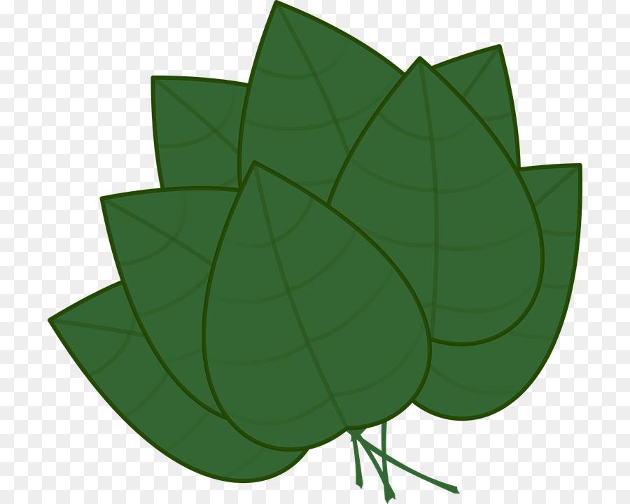 Green Leaf Background clipart.