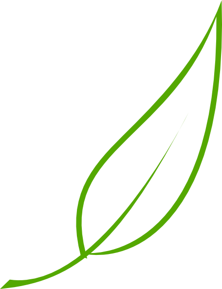 Leaf Vector Clipart.
