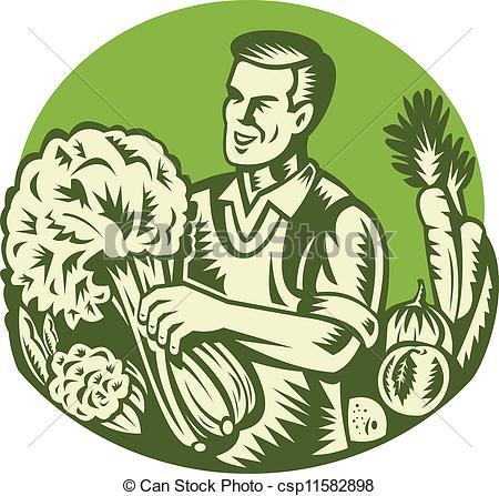 Leafy vegetables Clip Art Vector and Illustration. 429 Leafy.