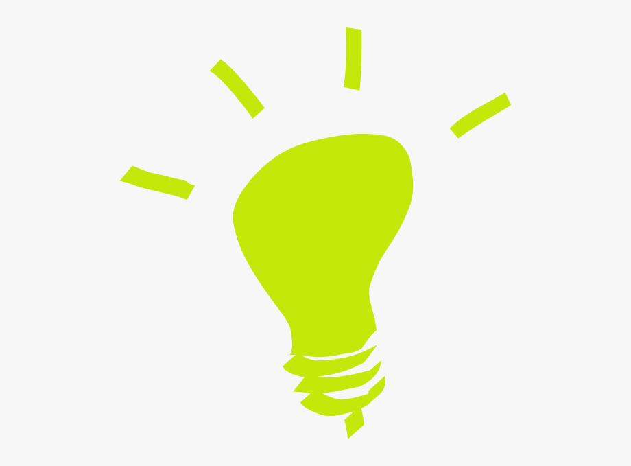 Green Lightbulb Clip Art At Clker.