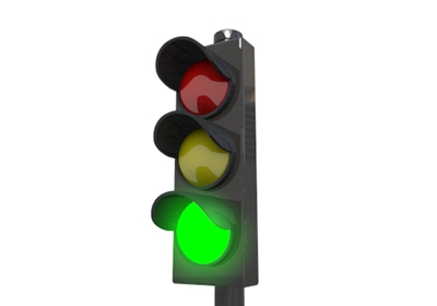 Green Light Clipart#1878792.
