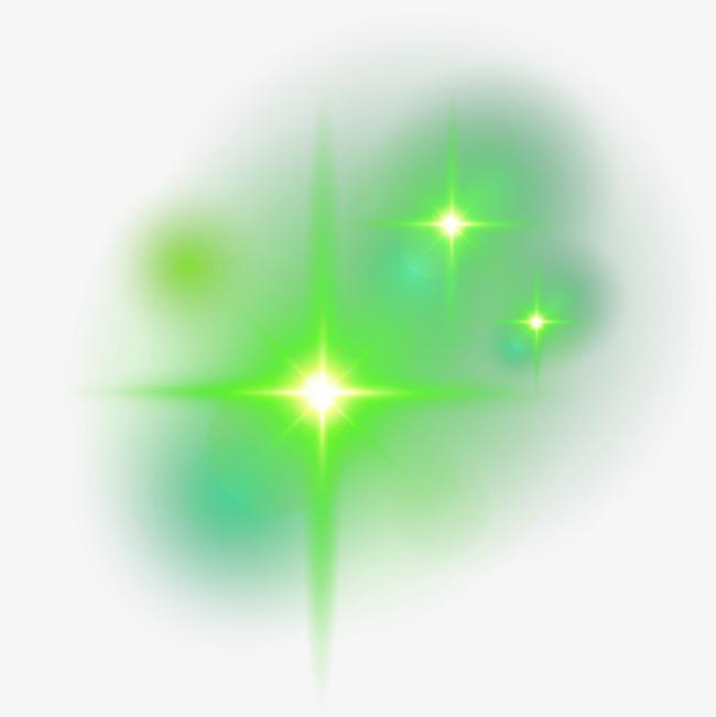 Green Light Png.