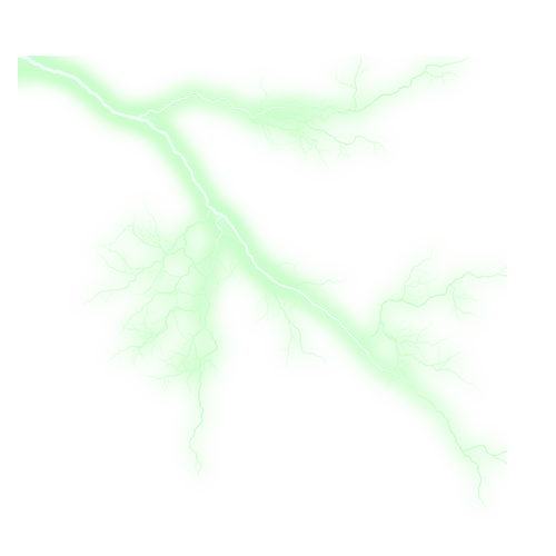 Green Lightning Png (110+ images in Collection) Page 3.