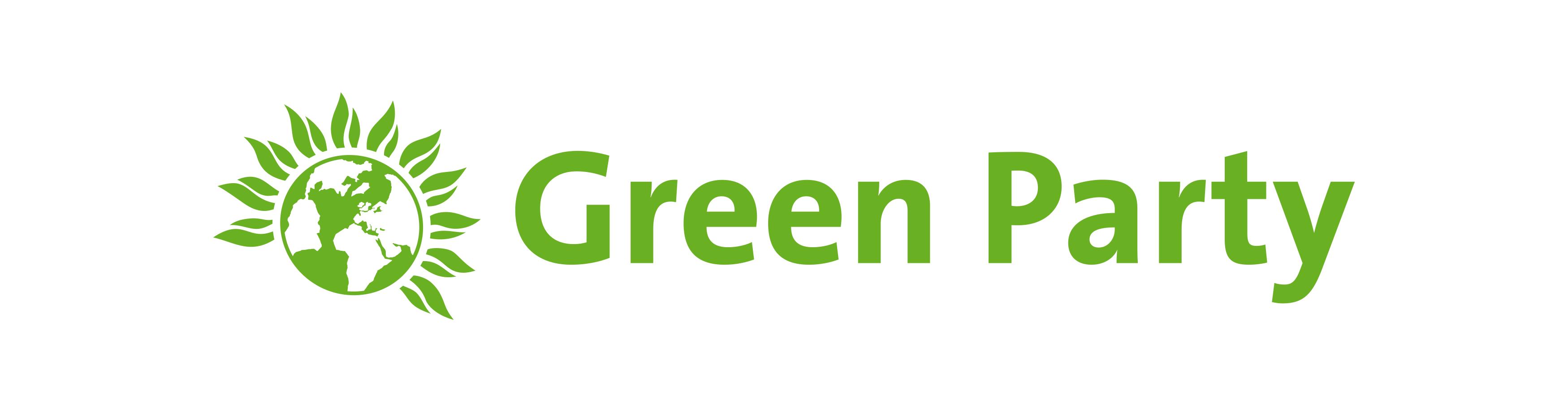 Green Party Visual Identity.