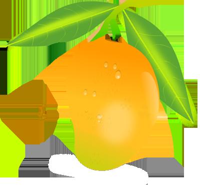 Clipart mango.