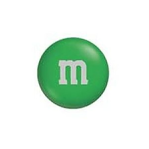 Green M&m Clipart.