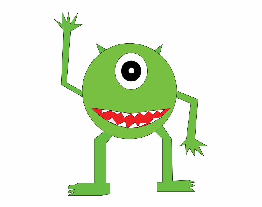 Free Halloween Monster Clipart Collection.
