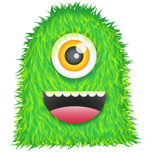 Green Monster Icon #2712.