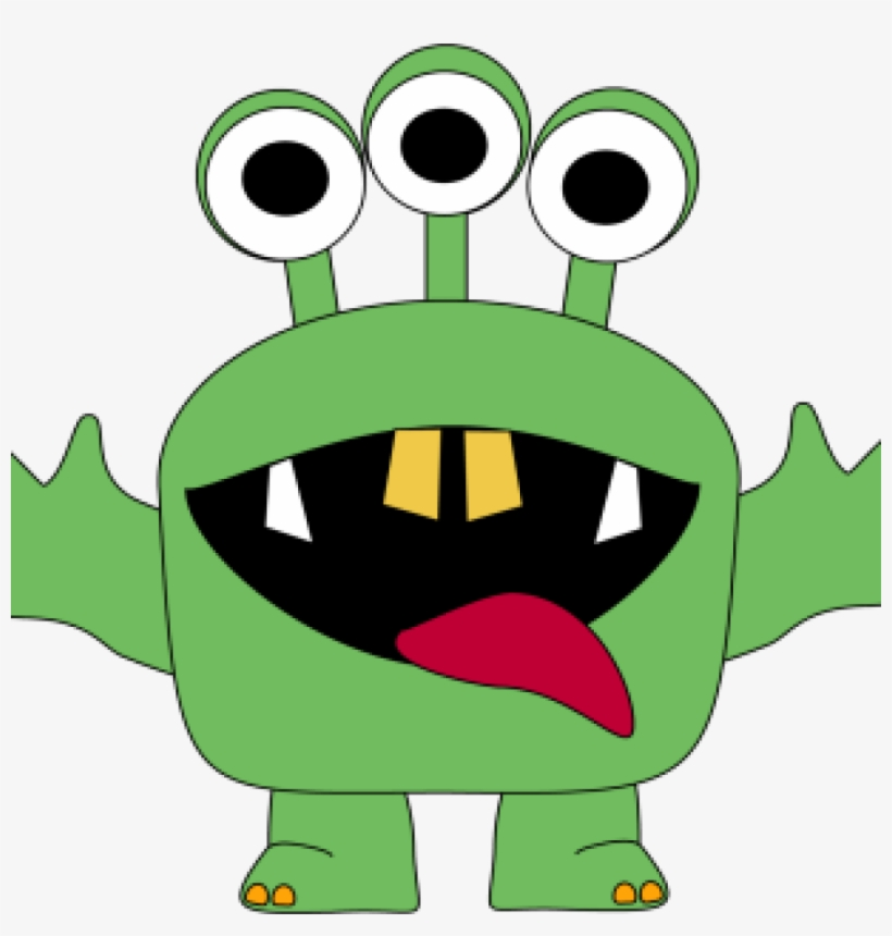 Vector Transparent Download Free Monster Clipart.