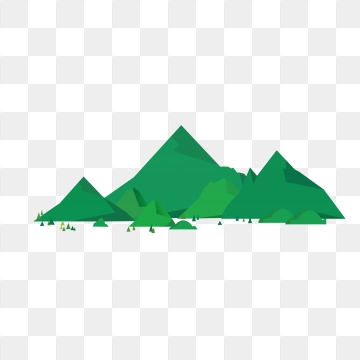 Green Mountain PNG Images.