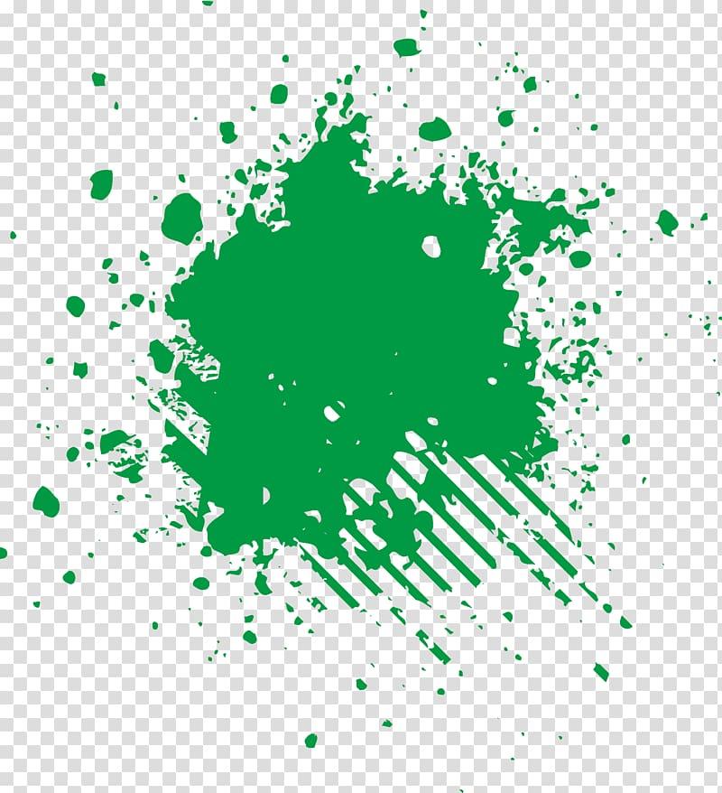 Green paint splat , Energy drink Paint Splash, Paint splash.