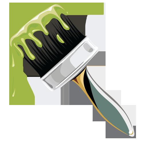 Paintbrush Image.