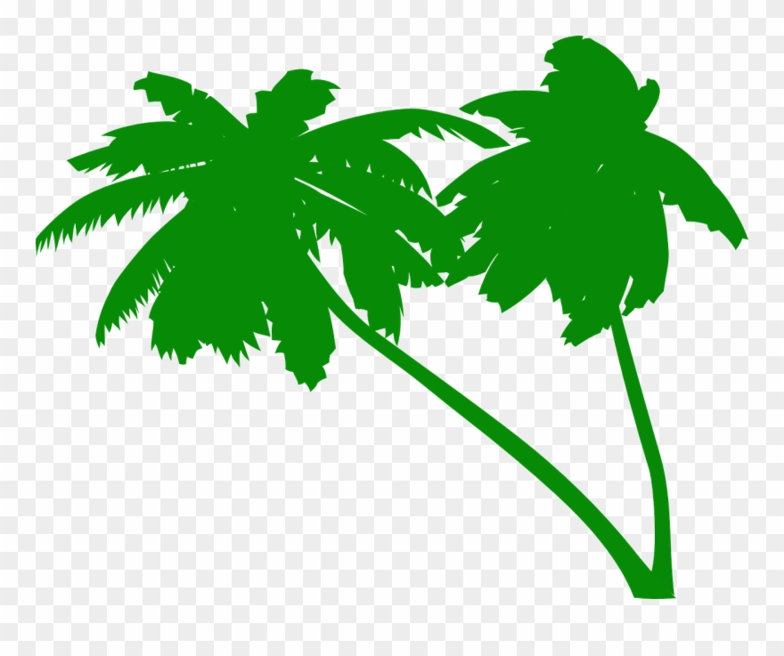Palm Tree Clipart Palm Tress.