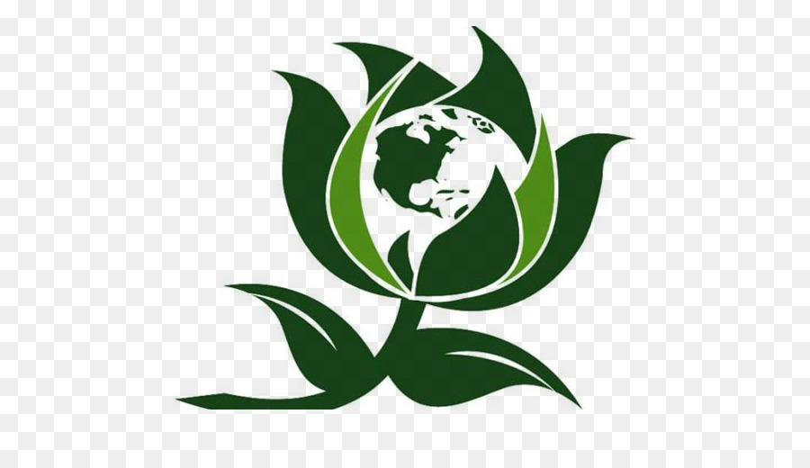 Green Leaf Background.