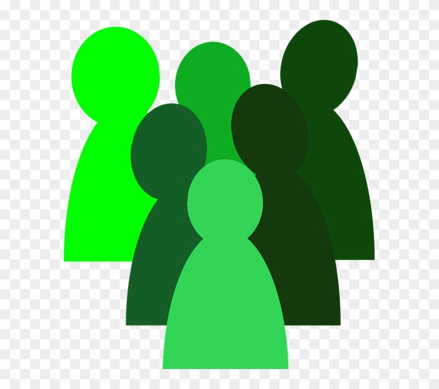 People, Group, Crowd Clipart (#1705385).