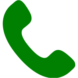 Green phone 68 icon.