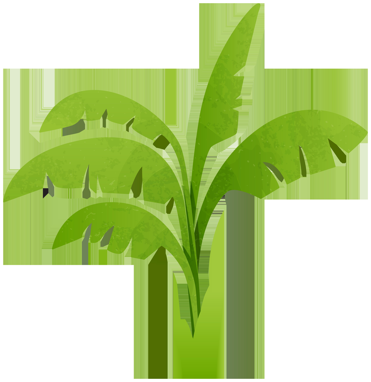 Green Plant Clip Art.