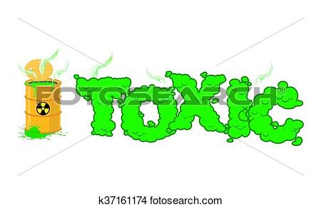 Toxic Green Clipart.