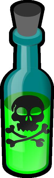 Poison Sign Clipart.