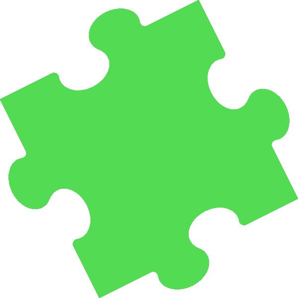 Jigsaw Puzzle Piece.