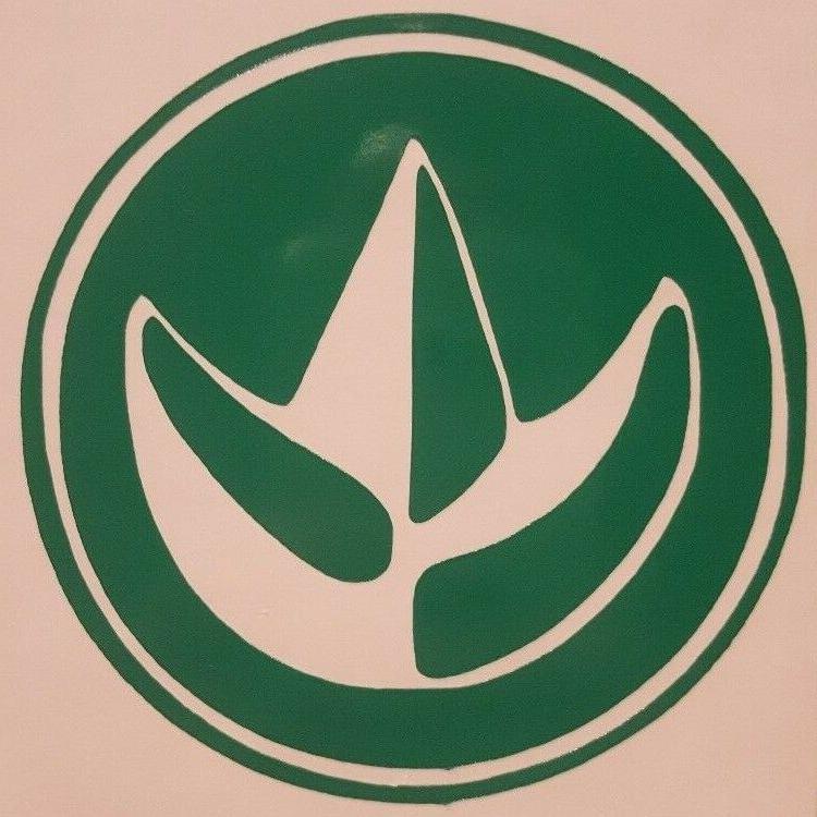 Green Power Ranger Logo Vinyl Sticker Decal home laptop choose size/color  MMPR.