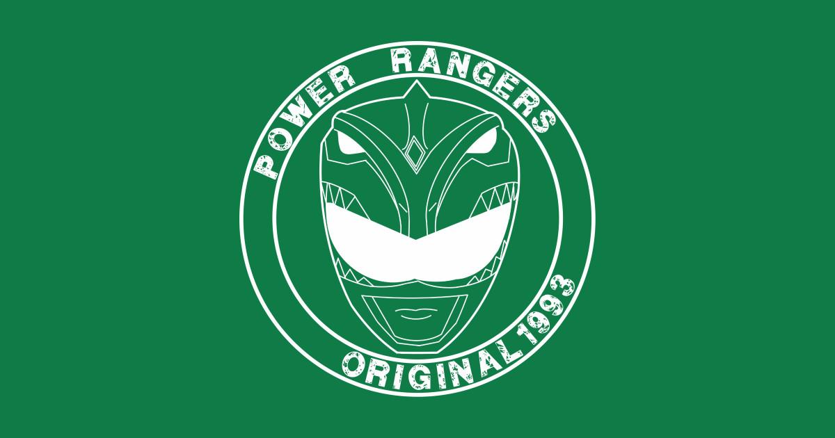 Green Ranger est. 1993 by simplepetedoodles.