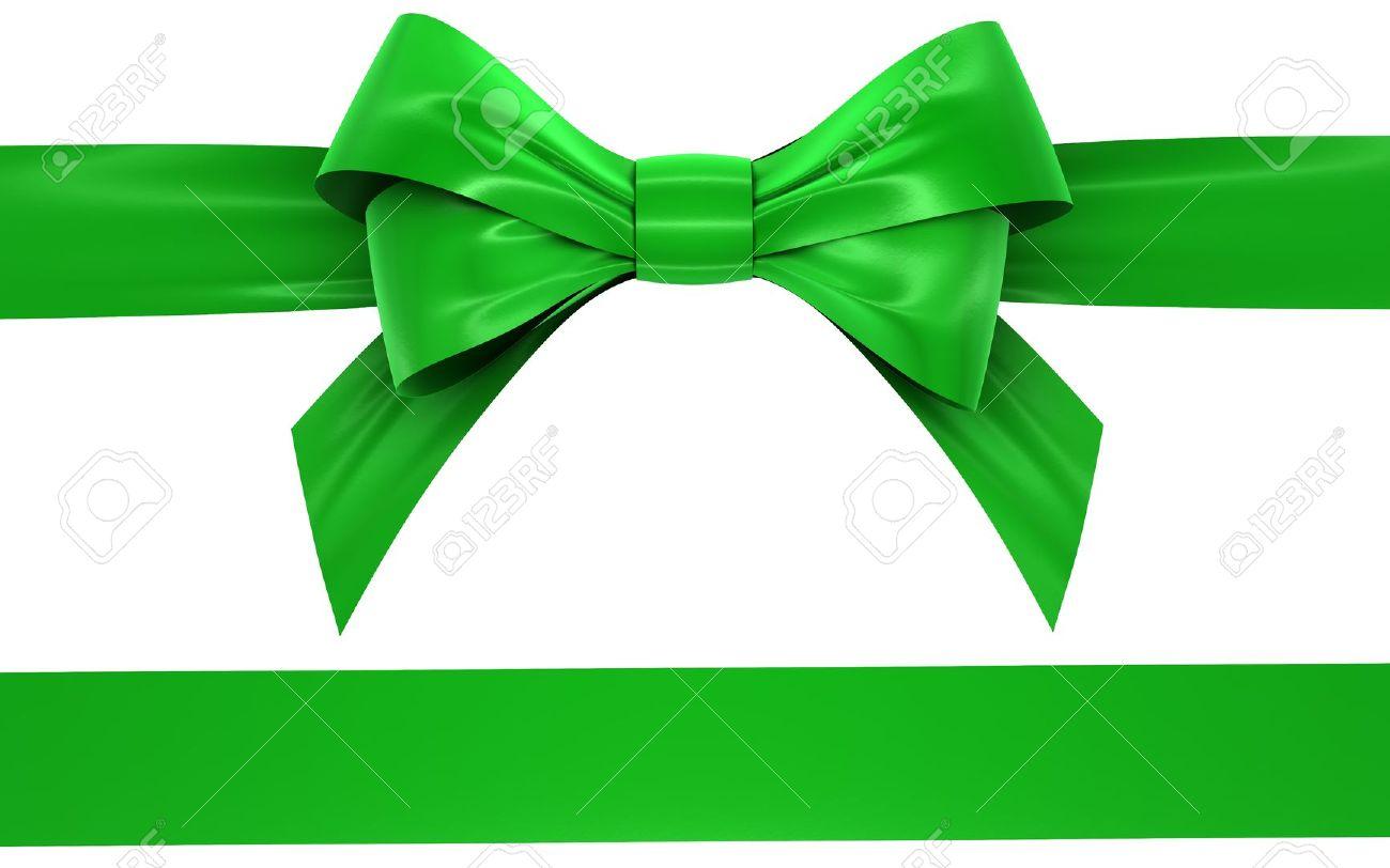 free clip art green ribbon - photo #16