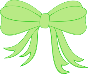 Green Ribbon Clipart.