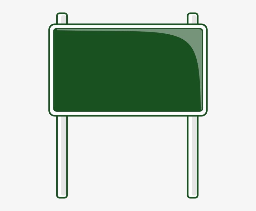 Green Road Sign Clip Art At Clker Com Vector Clip Art.