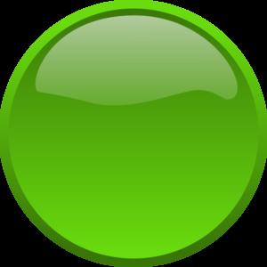 Round Green Button Clip Art at Clker.com.