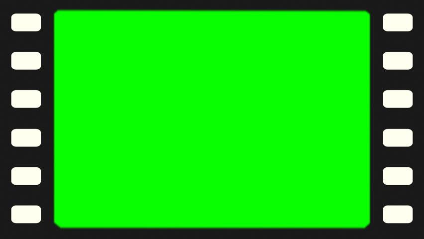 Film Green Screen Loop Stock Footage Video (100% Royalty.